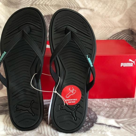 puma lux flip pro flip flops womens